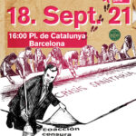 18 Sept 16:00 Pl. de Catalunya