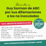 Carta Guy Sorman