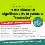 Carta Pedro Villalar